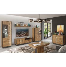 DORIAN / Модульная мебель для гостиной