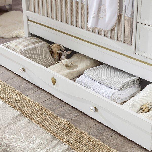 Softy / Детская кроватка-трансформер  в Израиле
